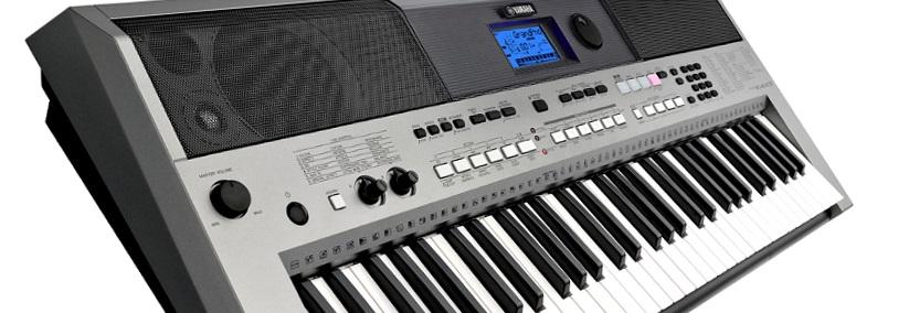 Připojte klavírní klávesnici do iPadu